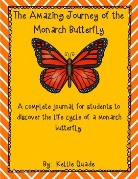 The Amazing Journey of the Monarch Butterfly