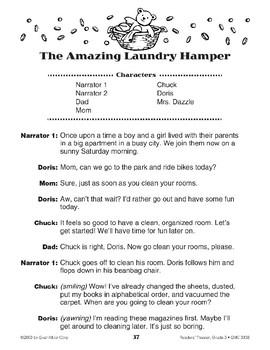 The Amazing Laundry Hamper