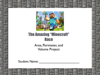 "The Amazing ""Minecraft"" Race"