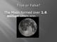 The Amazing Moon