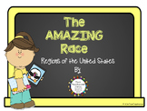 The Amazing Race Across the United States
