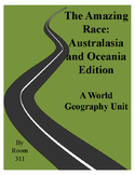 The Amazing Race: Australasia and Oceania Edition for World Geography