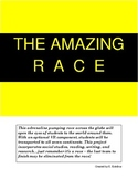 The Amazing Race: Classroom Edition Geography with optional Virtual Reality