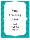 The Amazing Race Math Test Prep Edition Fourth Grade