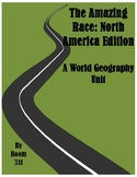 The Amazing Race: North America Edition, A World Geography Unit
