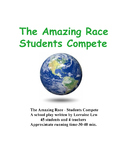 The Amazing Race Play - Students Compete Script