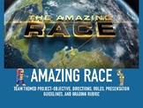The Amazing Race Team Project, Team Building End of Year A