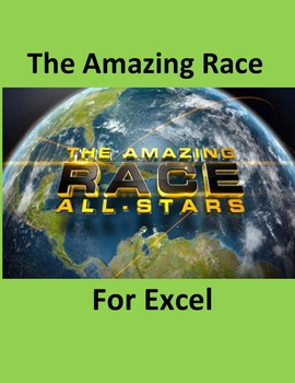 The Amazing Race in Microsoft Excel