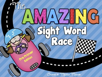 Sight Words: Pre Primer  {Cards,Printables,Games, and MORE}