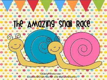 The Amazing Snail Race
