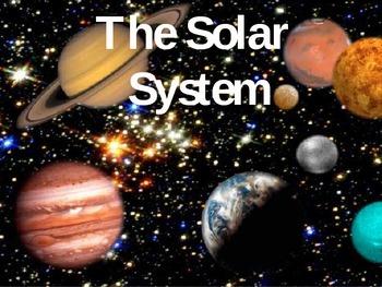 The Amazing Solar System