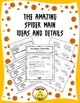 """The Amazing """"Spider-Main"""" idea and details"""