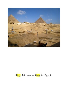 The Amazing Tomb of Tut