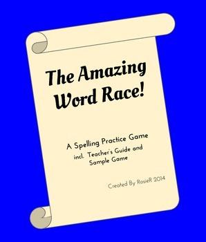 The Amazing Word Race!