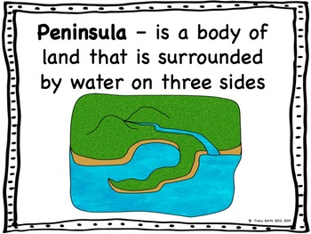 Landforms - The Amazing World of Landforms! Grade K-4