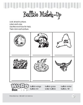 The American Buffalo and the Rare White Cloud: Short Story Unit for Grades 1–3