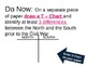 The American Civil War - Beginning to End 7/8 Grade