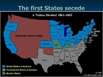 The American Civil War Powerpoint