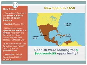 The American Colonies Emerge PowerPoint