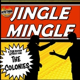 The American Colonies Jingle Mingle Fun, Review Activity