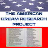 The American Dream Research Project
