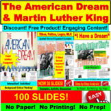 The American Dream and Martin Luther King Jr. Bundle