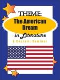 The American Dream in American Literature