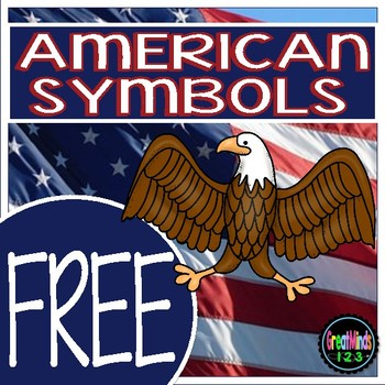 American Symbols FREE Activities