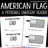 American Flag Guided Reading Book Flag Day