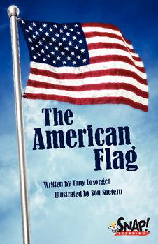 The American Flag - Printable Leveled Reader