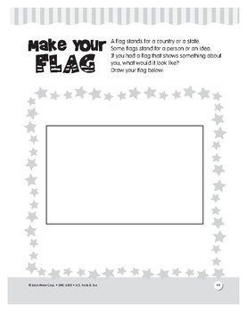 The American Flag: Reading Comprehension Unit for Grades 1–3