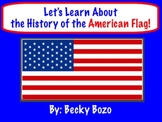 The American Flag Smart Board Lesson