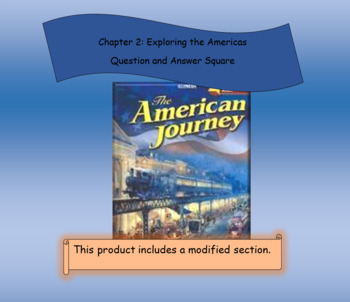 The American Journey 2009 New York Edition SS Ch 2: Explor