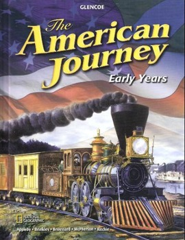 The American Journey - Chapter Discussion Q's