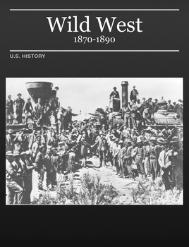 Wild West eBook  FREE PDF Textbook -