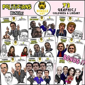 Politician Clipart - Ben Carson