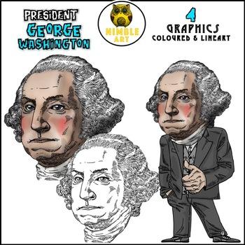 President - George Washington