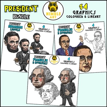 President Clipart - George Washington