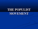 The American Populist Movement