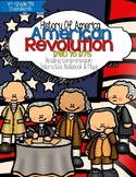 The American Revolution - 1760-1775 {TN 4th Grade Social Studies Standards}