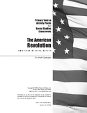 The American Revolution Activity Pack for Social Studies