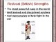 The American Revolution - American Strengths and Weaknesses PowerPoint