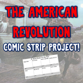 The American Revolution Comic Strip Project
