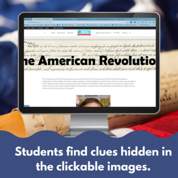 The American Revolution - Digital Breakout