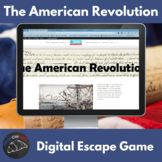 The American Revolution - Digital Breakout