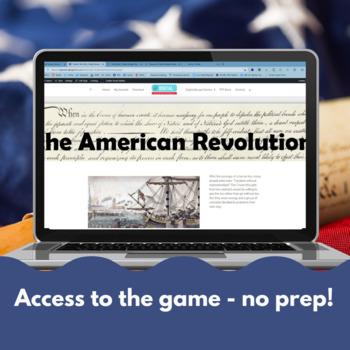 The American Revolution - Digital Escape