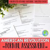 American Revolution Test
