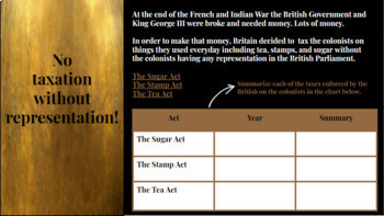 The American Revolution (Hamilton Themed)
