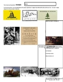 The American Revolution: IMAGES