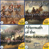 The American Revolution Interactive Notebook Bundle